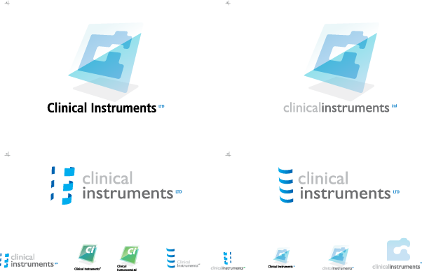 Clinical Instrument Logo Ideas